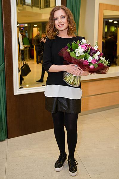 Юлия Савичева, фото