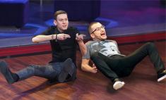 Воронежские комики шутят с Павлом Волей