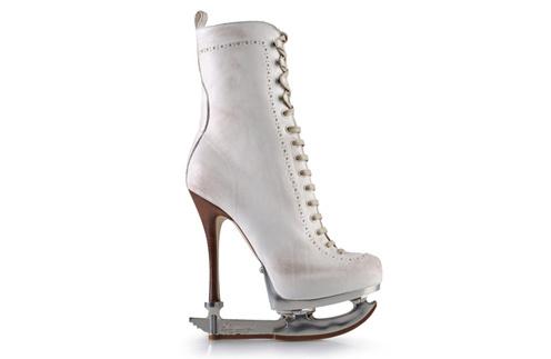 Туфли-коньки от DSquared2