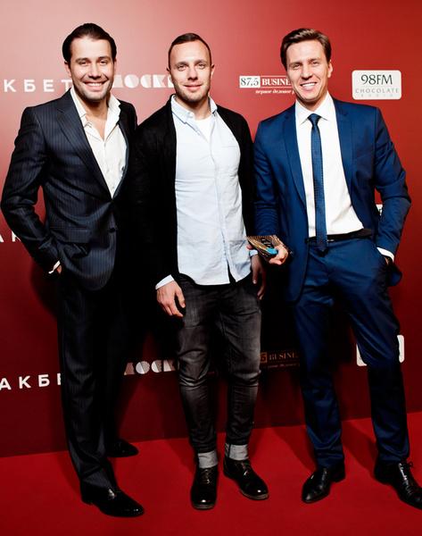 В Москве состоялась церемония открытия «Недель Каннского кино 2015»   галерея [1] фото [4]