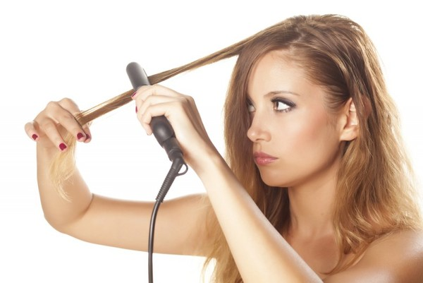 Укладка волос стайлером: Видео