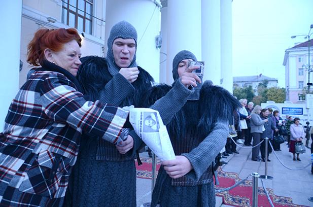 Калужский драмтеатр открыл 238-й сезон