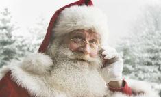 Реальный Санта запретил отмечать себя на фото в Facebook
