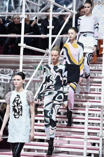 Показ Dior Haute Couture   галерея [1] фото [1]