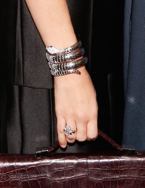 Модные браслеты из золота и серебра: фото