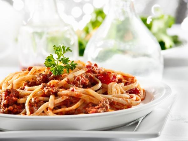 Легкий соус для спагетти