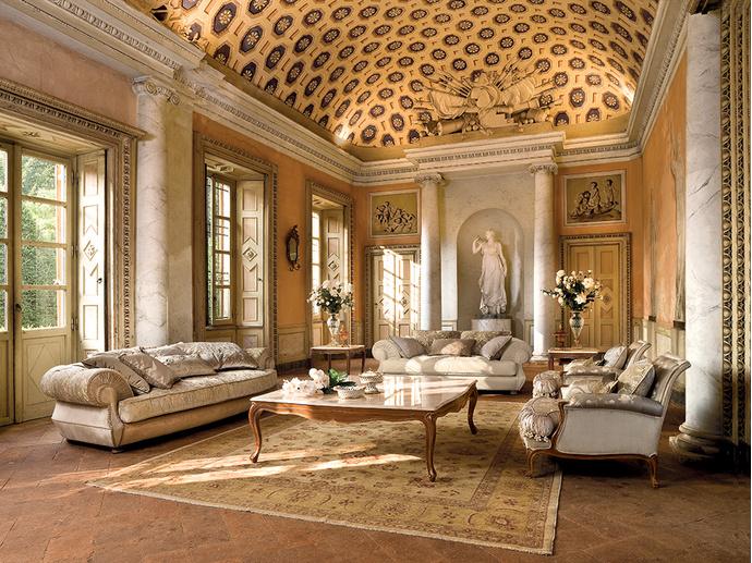 Мебель из коллекций Vincent Max и George, BelCor