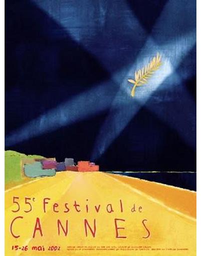 Плакат Канн-2002