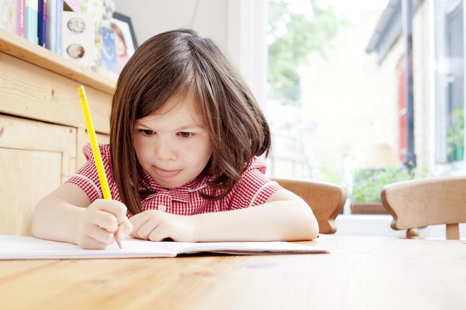 ребенок плохо пишет - что делать