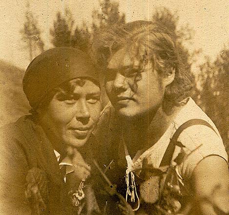 Вера Евграфовна Анчугова, фото