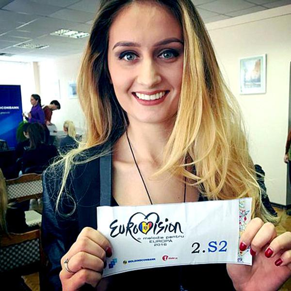Уроженка Петербурга Лидия Исак представит Молдавию на Евровидении: фото, видео, подробности