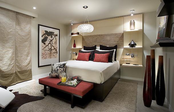Сексуальная спальня