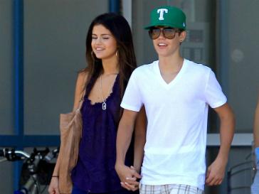 Джастин Бибер (Justin Bieber) и Селена Гомес (Selena Gomez)