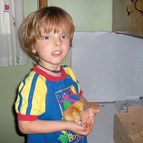С цыплят началась бизнес-история Райана, 2004 год