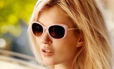 Кейт Мосс стала лицом бренда Vogue Eyewear
