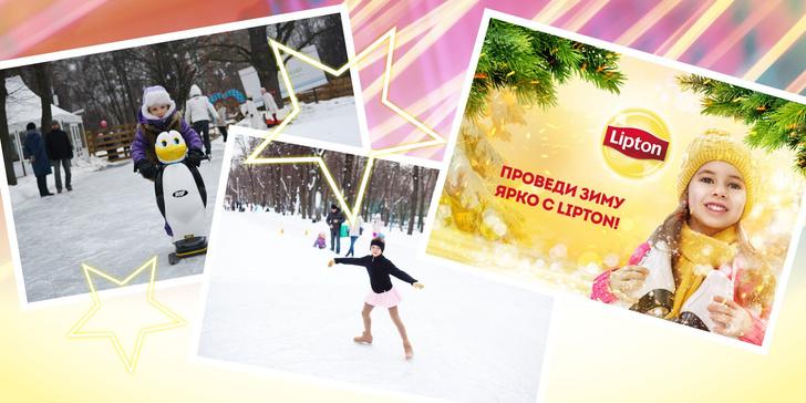 Фото №1 - Анастасия Гребенкина проведет открытый мастер-класс по фигурному катанию на «Самом ярком дне зимы Lipton»