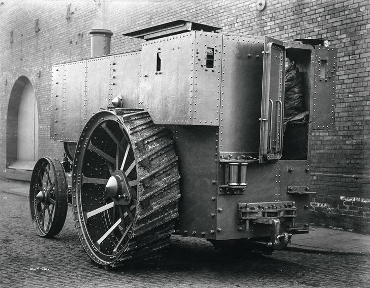 Фото №1 - Прототанки: самые сумасшедшие танки в истории