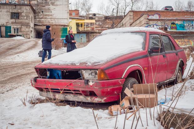 Фото №3 - «Город металлургов и чиновников»: как московский урбанист выбрал для жизни Красноярск