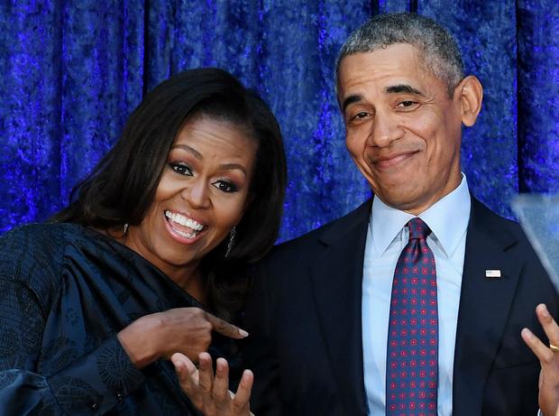 Фото №1 - Как признаются в любви президенты: Барак Обама и его трогательное обращение к жене