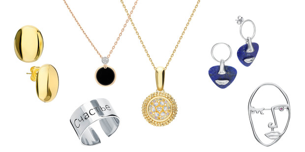 Фото №5 - Изящные ожерелья, шарики ртути и кольца с зубами: лучшие украшения в ювелирных онлайн-магазинах