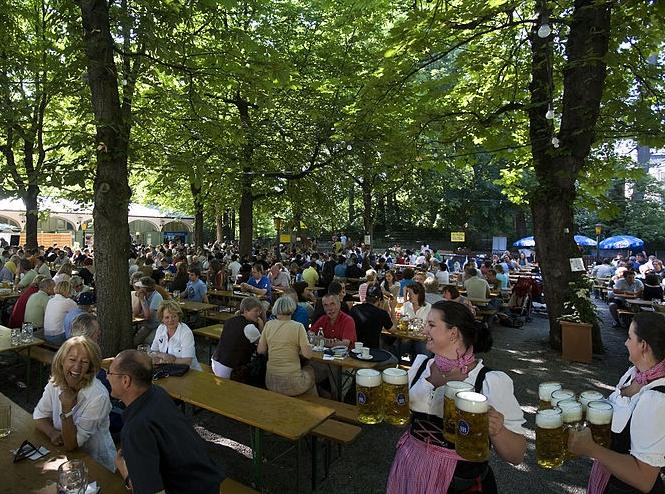 Фото №4 - Топ-10 пивных садов Мюнхена