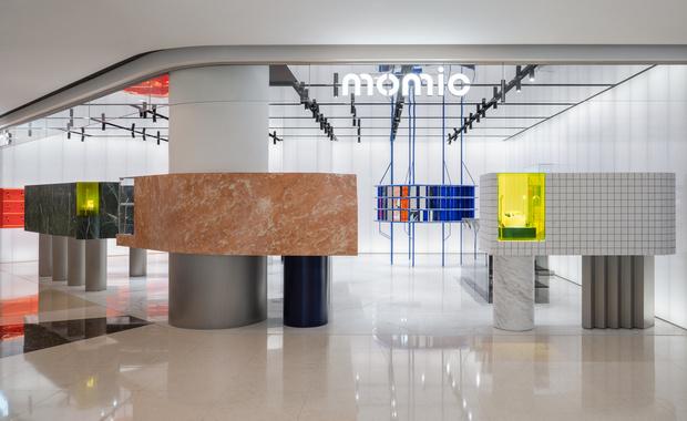 Фото №1 - Концептуальный бутик MOMIC в Ханчжоу