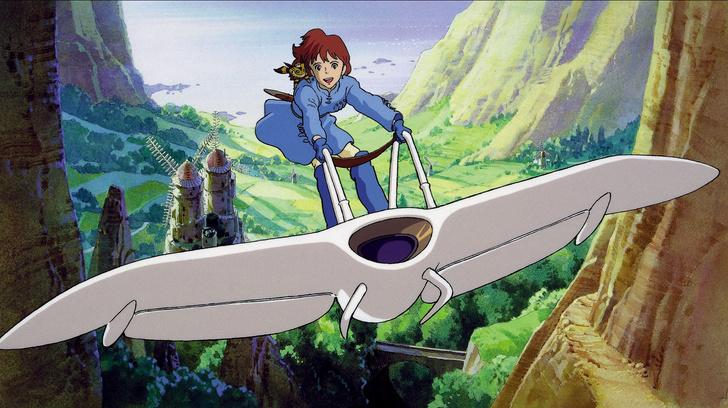 Фото №5 - Сказочные миры Миядзаки: как создатель «Ходячего замка» достучался до ребенка в каждом из нас