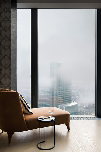 Фото №7 - Мужская квартира 110 м² в Москва-Сити