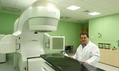 Фото №1 - «Прицельную» лучевую терапию для лечения рака в НМИЦ им. Петрова начнут применять в мае