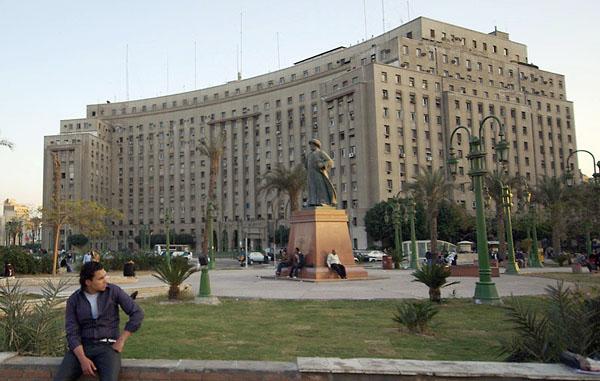 Фото №5 - Первая ступень к сердцу Каира