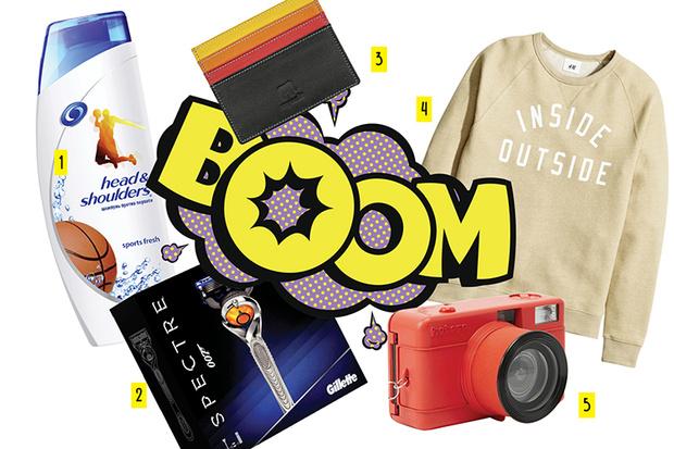 Фото №2 - Подарки для «твоего супергероя» на 23 февраля