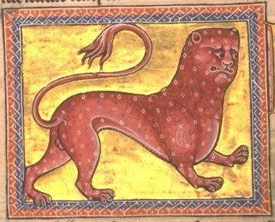 Фото №12 - Как в старину художники изображали животных, которых никогда не видели (25 странных существ)