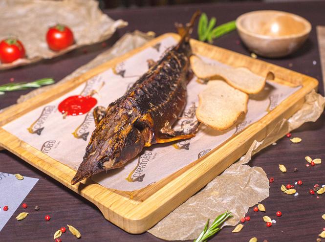 Фото №1 - Особый подход: рестораны с русской кухней на новый манер