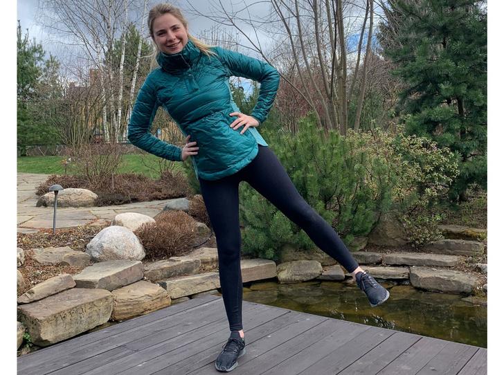 Фото №2 - 5 лучших упражнений на баланс и координацию