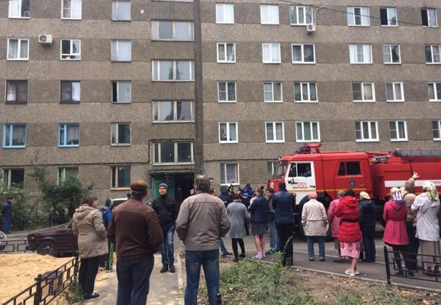 Фото №1 - В Воронеже жильцы многоэтажки вместо тепла получили по батареям ток