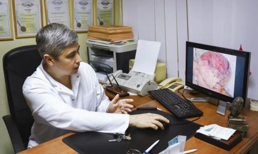 Фото №1 - Российские хирурги семь часов восстанавливали пациентке оторванный скальп
