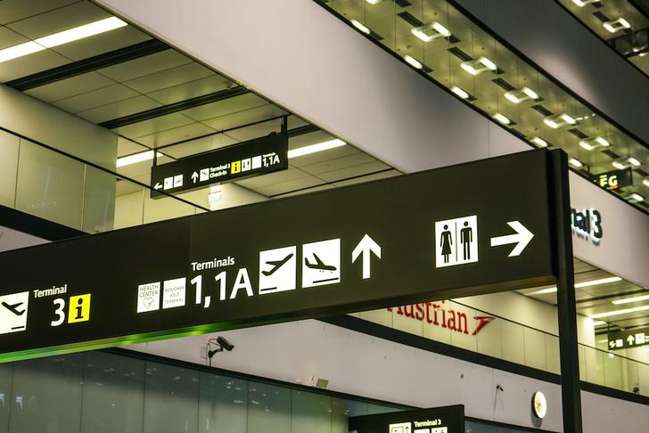 Фото №1 - В аэропорту Вены начали делать экспресс-тест на коронавирус