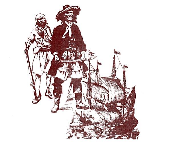 Фото №1 - «Таинственный пират» и его собратья