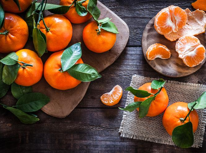 Фото №5 - Фото-гид по мандаринам: какие сладкие, какие нет, как выбирать и хранить (плюс три рецепта)