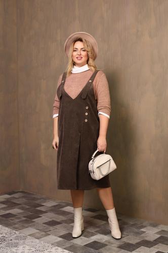 Фото №6 - Укрупняемся: как быть красоткой plus size и как развивается этот сегмент моды, рассказывает LEOMAX