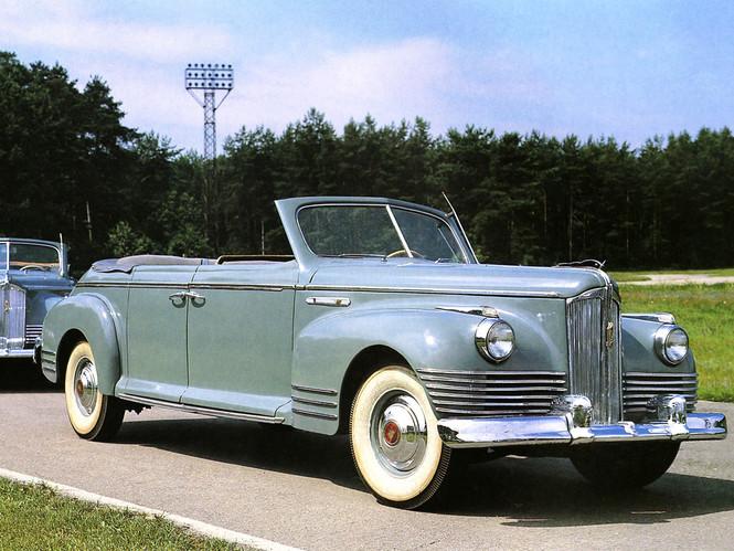 Фото №6 - Назад в СССР: 5 самых роскошных советских автомобилей