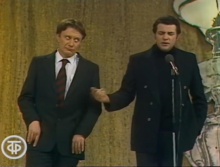 Фото №1 - Нежно любимые пародии, комические сценки и байки в исполнении любимых советских актеров