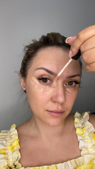 Фото №5 - Как стереть усталость с лица: экспресс-макияждля мамза 15 минут— фото