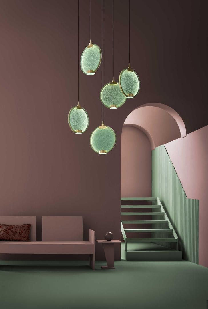 Фото №2 - Horo: коллекция света по дизайну Пьера Гоналона для Masiero