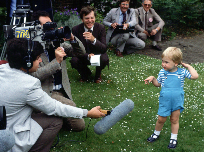 Фото №22 - Принц Уильям: история в фотографиях