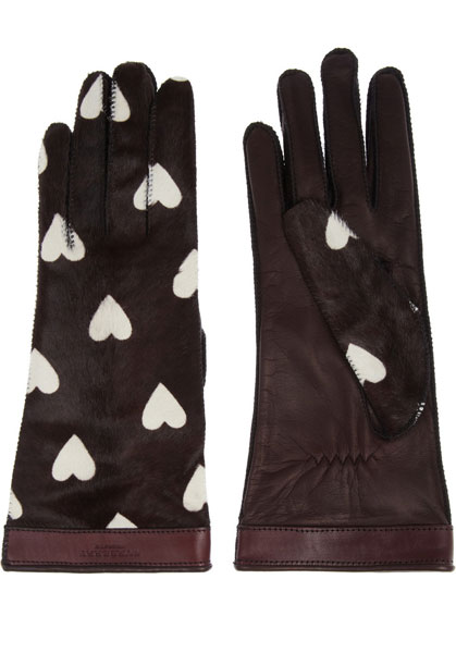 Перчатки Burberry Prorsum, £333