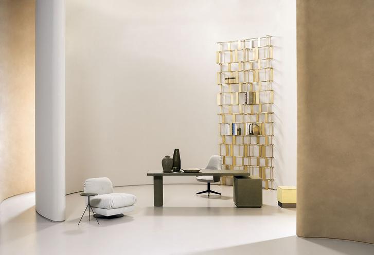 Фото №2 - В верном направлении: новая коллекция мебели Baxter