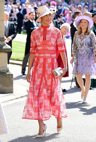Фото №35 - 20 самых стильных гостей на свадьбе Меган Маркл и принца Гарри
