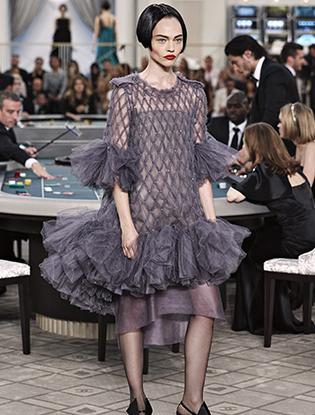 Фото №53 - Неделя Высокой моды в Париже: Chanel FW2015/16