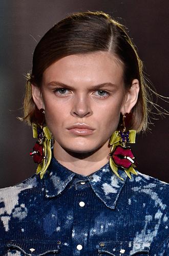 Фото №33 - 10 весенних трендов с Недели моды в Милане